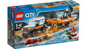 LEGO City 4 x 4 Response Unit - 60165