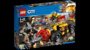 LEGO City Mining Heavy Driller - 60186