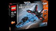 LEGO Technic Air Race Jet - 42066