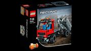 LEGO Technic Hook Loader - 42084