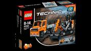 LEGO Technic Roadwork Crew - 42060