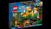 LEGO City Jungle Cargo Helicopter - 60158