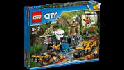 LEGO City Jungle Exploration Site - 60161