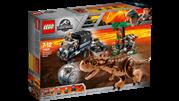 LEGO Jurassic World Carnotaurus Gyrosphere Escape - 75929