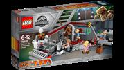 LEGO Jurassic World Dilophosaurus Outpost Attack - 75932