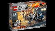 LEGO Jurassic World Jurassic Park Velociraptor Chase - 75933