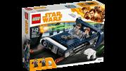LEGO Star Wars CONF GV Han Solo Zeus Chariot - 75209