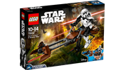 LEGO Star Wars Scout Trooper™ & Speeder Bike™ - 75532