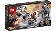 LEGO Star Wars Ski Speeder™ vs. First Order Walker™ Mic - 75195