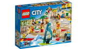 LEGO City People pack – Fun at the beach - 60153