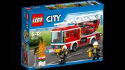 LEGO City Fire Ladder Truck - 60107